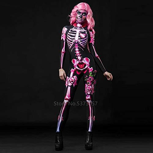 ZHANGHUI Trajes de Miedo Halloween Dress for los niños, Vestidos de Halloween for los Adolescentes, los niños Disfraces de Halloween, for los Partidos de rol, (Color : Adult, Size : 150c M)