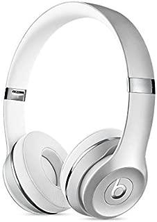 Beats by Dr. Dre Beats Solo3 Wireless On-Ear Headphones - Silver (Renewed)