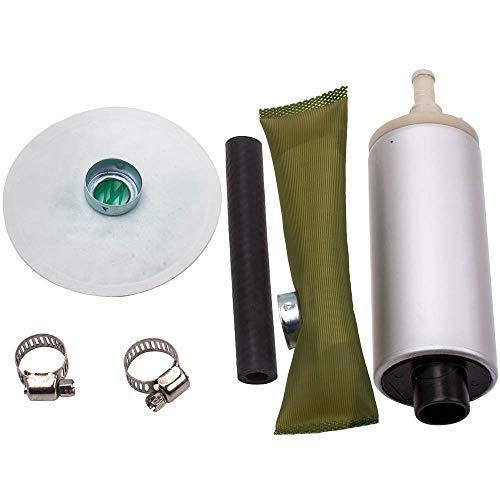 JFYCUICAN Kraftstoff-Filter Kraftstoffpumpeneinheit for B-M-W R1100S R1100R R1150R R1150RT R1200C 16141341231 43MM Modification Zubehör