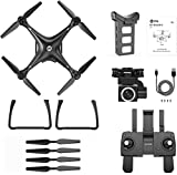 Holy Stone HS100 2K GPS Drone with Spare Parts Kit