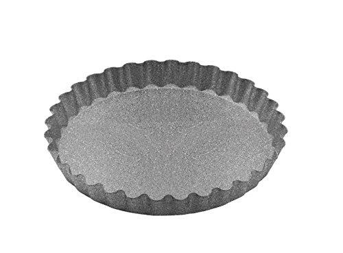Aeternum Bakeware Petravera Tortiera Crostata, Acciaio, Grigio, 28x28x4 cm