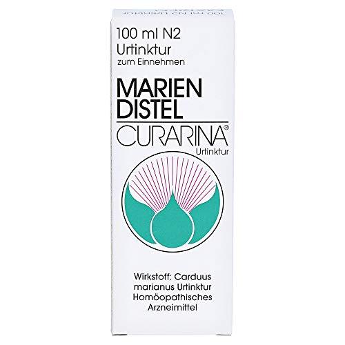 MARIENDISTEL CURARINA URTI, 100 ml