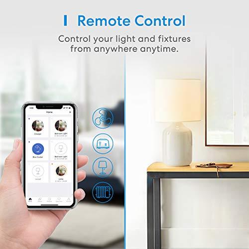 meross Enchufes inteligentes y a control remoto