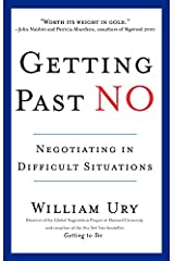Getting Past No: Negotiating in Difficult Situations Kindle Edition