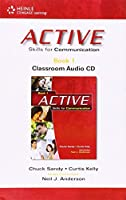ACTIVE Skills for Communication Book 1 : Classroom Audio CD