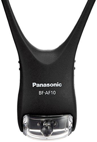 パナソニックLEDネックライトブラックBF-AF10P-K