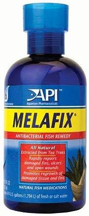 API Melafix - Agente antibacteriano para acuarios, 237 ml