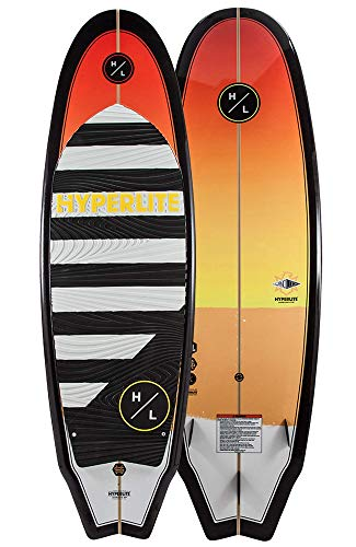 Hyperlite 2019 Landlock Wakesurf Board 5.9