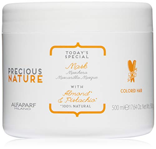 ALFAPARF 18770 Precious Nature Color Mask 500ML, Colored Hair, Estandar