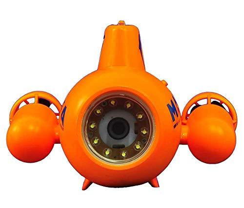 Unterwasserdrohne Mini RC U-Boot HD Unterwasserkamera Drohne mit FPV. (5