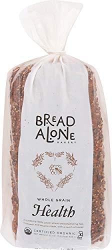 BREAD ALONE Organic Whole Grain Bread, 22 OZ