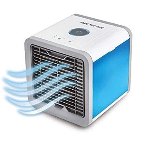COOLWINDY Climatiseur Mobile Ventilateur USB Portable Refroidisseur