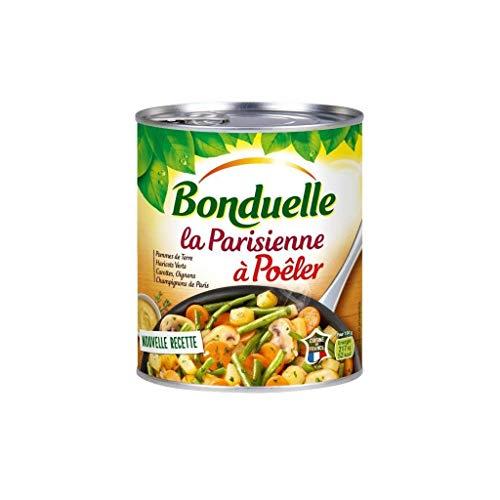 Bonduelle La Parigi A Fry 600G (Set Di 5)
