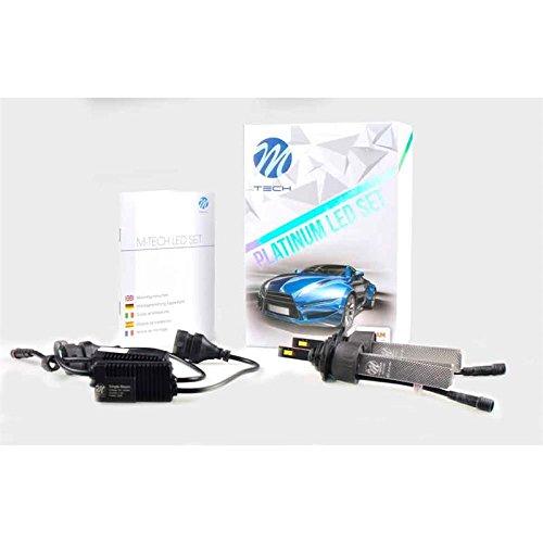M-Tech Spain mt-lsohb4 lsohb4-hb4 Kit LED pour phares M-Tech Platinum