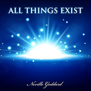 All Things Exist cover art