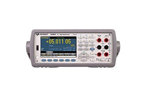 KEYSIGHT 34465A デジタルマルチメータ、6?桁、高性能Truevolt DMM