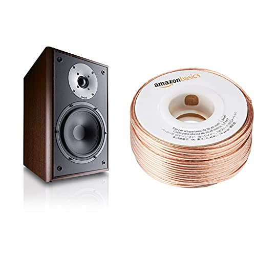 Magnat Monitor Supreme 202 Altavoces de estantería (Hi-Fi, 93 dB, 100 W...