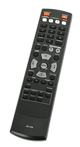 New RC-133 Remote Control fit for Sherwood Audio Vidio Receiver RD-7405HDR