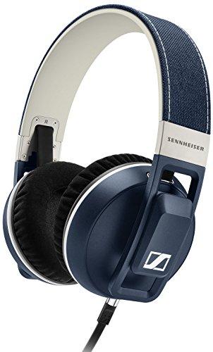 Sennheiser Urbanite XL Over-Ear Kopfhörer XL Denim Blue - iOS Version