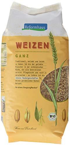Reformhaus Weizen ganz Bio, 6er Pack (6 x 1 kg)
