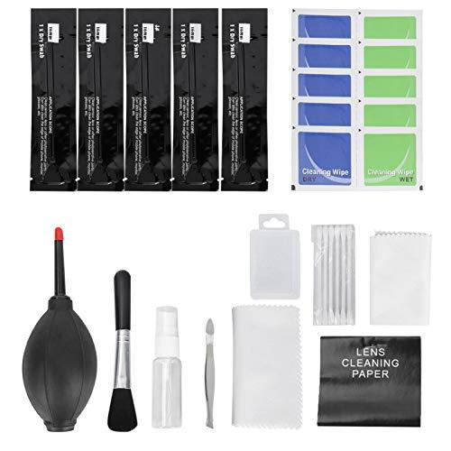 Herramientas profesionales de limpieza de polvo, 12 piezas, solución de limpieza para...
