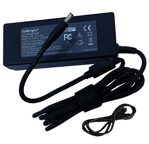 UpBright New AC/DC Adapter for Dell Reg Model D09U Type D09U001 OptiPlex 9020M 9020 Micro PC Desktop, Inspiron Reg Model D12U Type D12U001 Micro Desktop 3000 Series 3050 Power Supply Cord Charger PSU