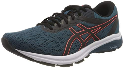 ASICS Herren 1011A838-400_45 Running Shoes, Blue, EU