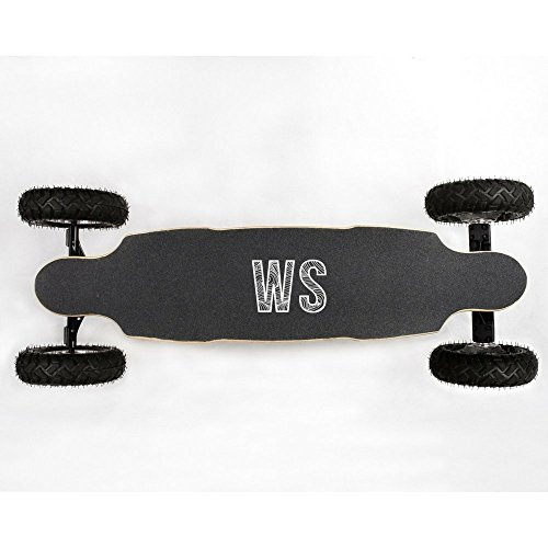 Wave Street 2000 Watt Electric Off-Road Skateboard