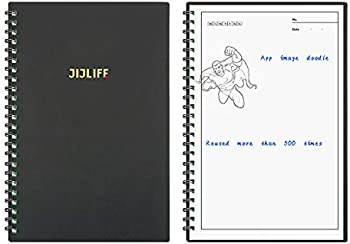 IShowofficial Reusable Smart Erasable Notebook