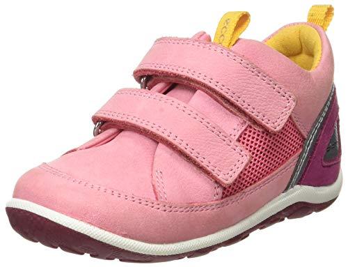 Ecco Baby Mädchen BIOMMINISHOE Sneaker, Pink (Bubblegum 2399), 22 EU