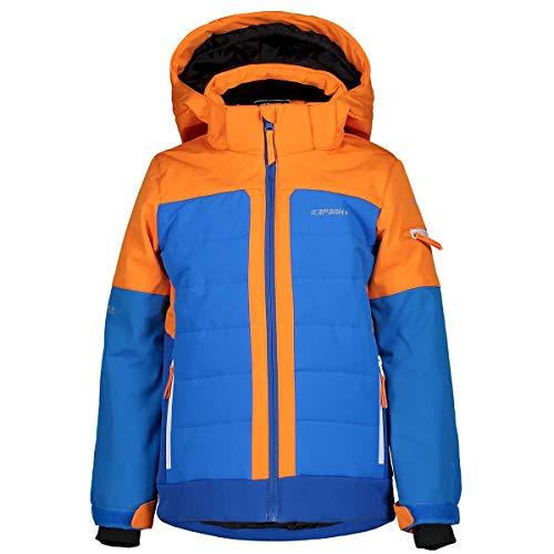 Icepeak Jungen Skijacken. Gr. 152 cm, Orange