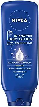 NIVEA Nourishing In Shower Body Lotion