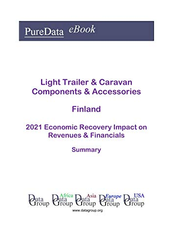 Light Trailer & Caravan Components & Accessories Finland Summary: 2021 Economic Recovery Impact on Revenues & Financials (English Edition)