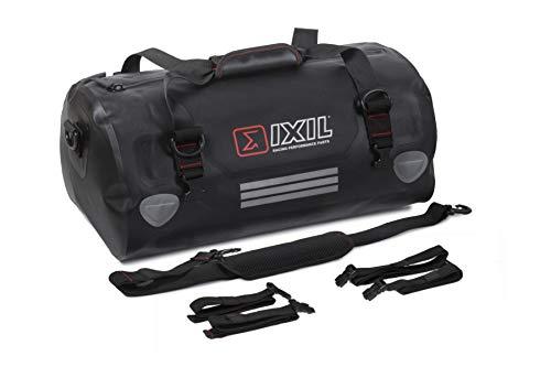IXIL - Borsa impermeabile per moto, con cerniera impermeabile, capacità 30 litri