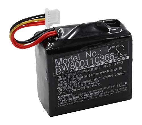 vhbw Li-Ion batería 2100mAh (3.7V) para cámara de Video, videocámara Lytro Illum A1, F1 por DC-A950.
