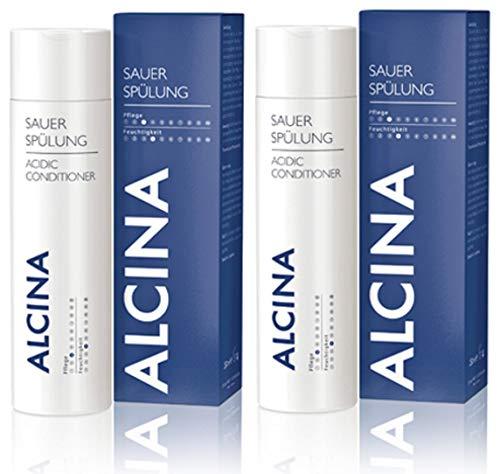 2er Pflege Sauer Spülung von Alcina 250 ml