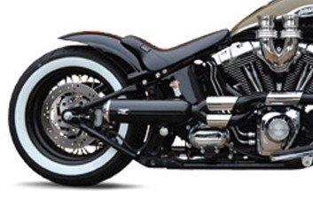 Marmitte BSL THE BOMB nera Omologata Per Harley Davidson Dyna Twin Cam 07-13 con gruppo filtro piccoloMODELLO NERO OPACO (non nero lucido come in foto).