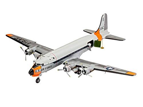 Revell - Maqueta C-54D SKYMASTER, Escala 1:72 (04877)