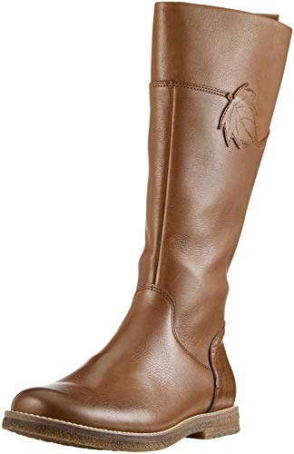 Froddo Mädchen Girls Boots G3160087-1 Schneestiefel, Braun (Brown I07), 25 EU
