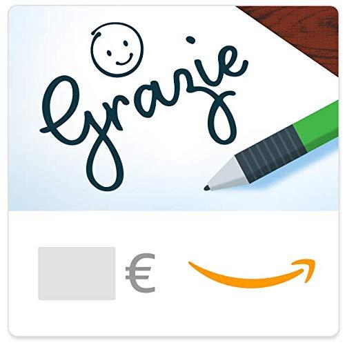 Buono Regalo Amazon.it - Digitale - Grazie nota