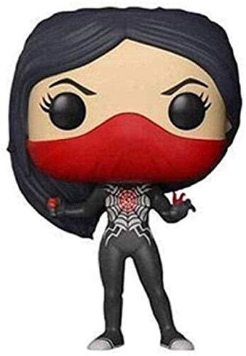 A-Generic - Vinilo Bobble de cabeza Pop Spiderman, mano arañada, mujer, coche, decoración 333#