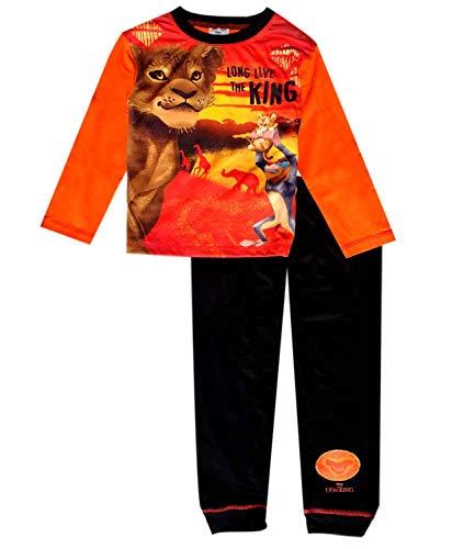 The Lion King The King Chicos Pijamas 4-5 años