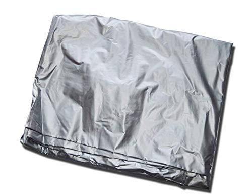 LXDDP Hochleistungs-Fußballtischabdeckung Tischabdeckung Fußball Billard Wasserdichter Sonnen-UV-Staubschutz für 8 9 Fuß Snooker-Tisch
