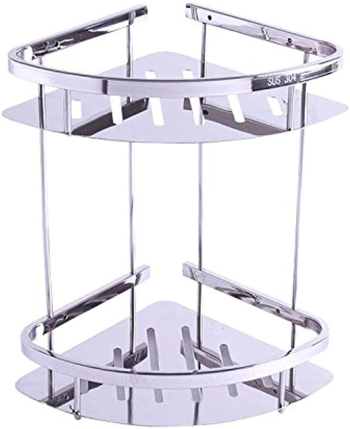 Sanitary stainless steel rack double angle material rack 230230