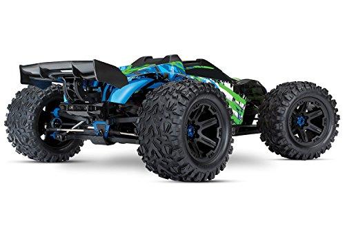 RC Auto kaufen Truggy Bild 5: Traxxas E-Revo Brushless 1:10 RC Modellauto Elektro Truggy Allradantrieb (4WD) RTR 2,4 GHz*