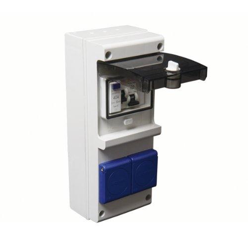 Debflex 707694 - Cuadro eléctrico (con disyuntor,