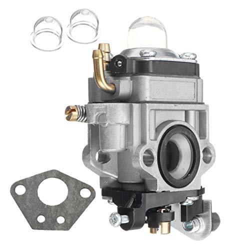 DXPSLGrvd 11mm carburador 43 47 49 50 CC 2 Tiempos Pantalla Strimmer Trimmer Segadora desbrozadora Vespa vaporizador Lavadora Bulbos impresión combinador de carbohidratos