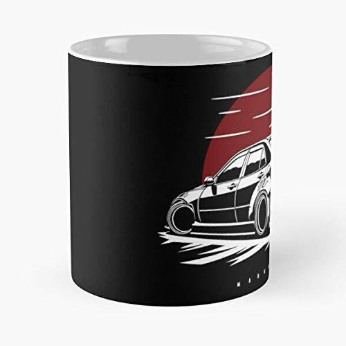 5TheWay is Mug Altezza Best 11 oz Kaffeebecher - Nespresso Tassen Kaffee Motive