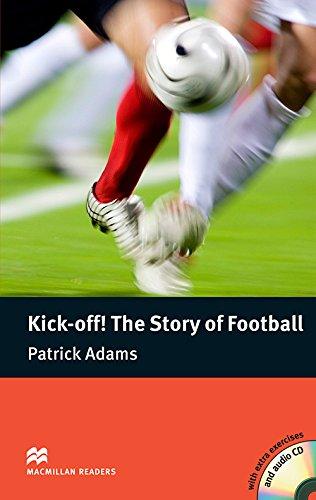 Macmillan Readers Kick Off! The Story of Football Pre Intermediate Packの詳細を見る