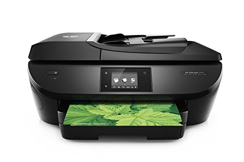 HP Officejet 5740 Multifunktionsdrucker schwarz (Instant Ink, Drucker, Scanner, Kopierer, Fax, WLAN, Airprint)